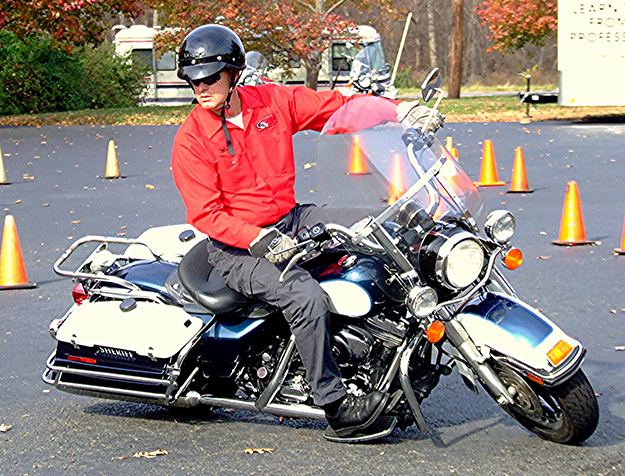 advanced motorcycle training
