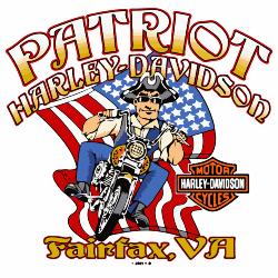 Patriot Harley-Davidson, Fairfax, VA