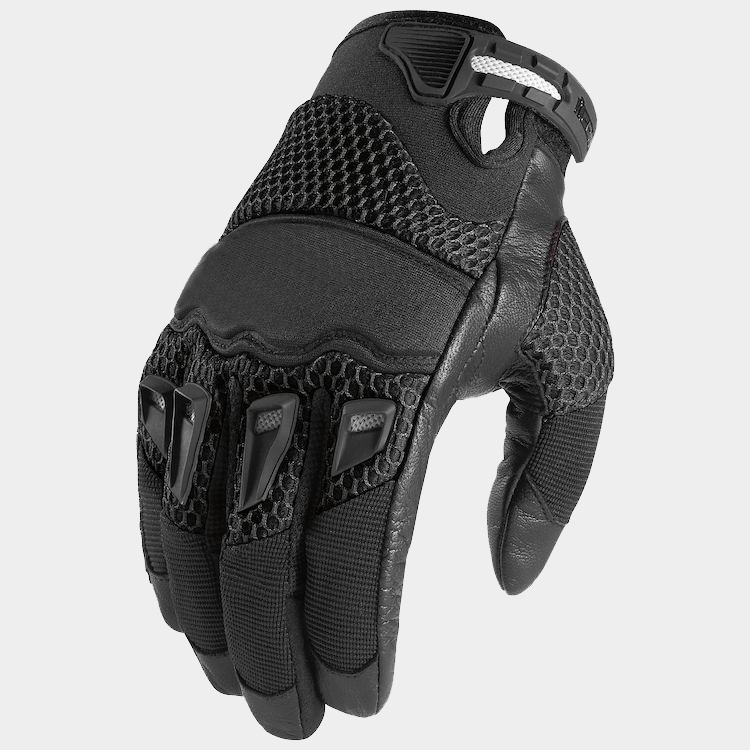 Rider training gloves.